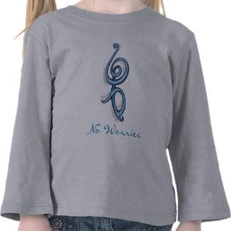 Hakuna Matata ~ blue symbol Shirt