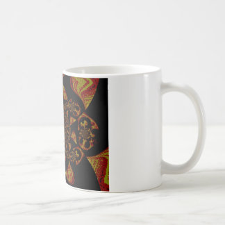 Hakuna Matata Gift Black Jamaica Pop Art. Classic White Coffee Mug