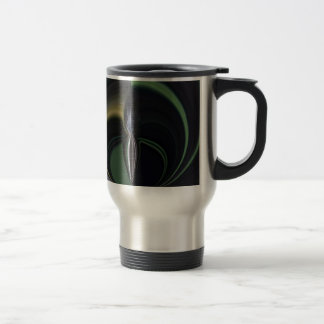 Hakuna Matata Girly Gifts Aurora Silver Lining she Stainless Steel Travel Mug