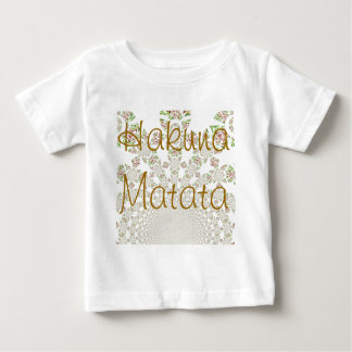 Hakuna Matata Infant Tee-Shirt Baby T-Shirt