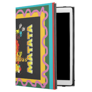 Hakuna Matata iPad Pro Case with No Kickstand