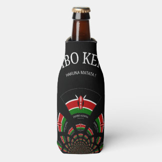 Hakuna Matata Jambo Kenya Bottle Cooler