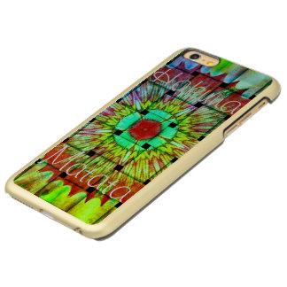 Hakuna Matata Lovely Traditional Woven Design iPhone 6 Plus Case