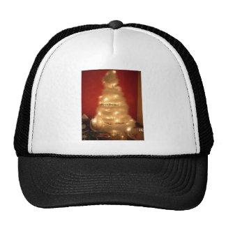 Hakuna Matata Merry Christmas white Mesh Hat