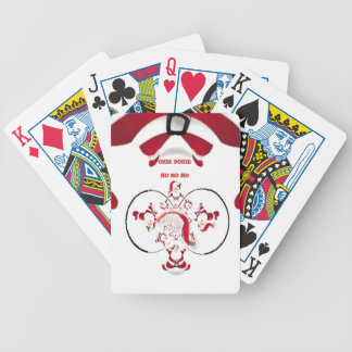 Hakuna Matata Okie Dokie hohoho Santa Christmas sp Poker Deck