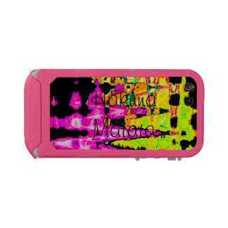 Hakuna Matata Water Colors Incipio ATLAS ID™ iPhone 5 Case