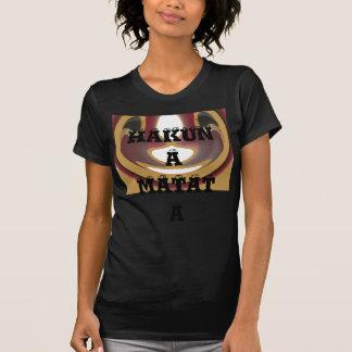 HakunaMatata African Traditional Customize Product T-Shirt