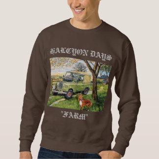 "Halcyon Days ""FARM"" Sweatshirt"