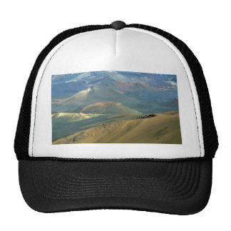 Haleakala Crater Maui Hawaii U S A Trucker Hats