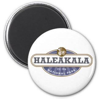 Haleakala National Park 6 Cm Round Magnet
