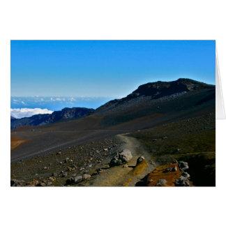 Haleakala National Park Card