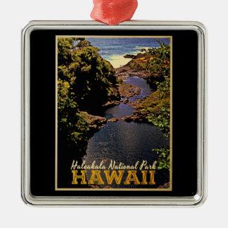 Haleakala National Park Hawaii Christmas Ornament