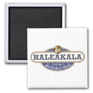 Haleakala National Park Square Magnet