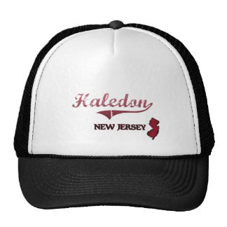 Haledon New Jersey City Classic Hat