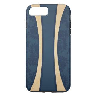 Haleiwa Hawaiian Striped Surfboard Maple iPhone 8 Plus/7 Plus Case
