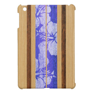 Haleiwa Surfboard Hawaiian iPad Mini Cases