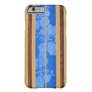 Haleiwa Surfboard Hawaiian iPhone 6 case Barely There iPhone 6 Case