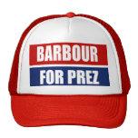 HALEY BARBOUR 2012 CAP