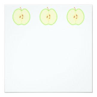 Half a Green Apple. Card