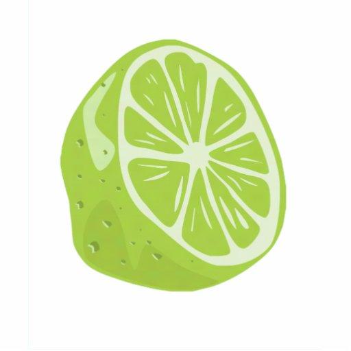 Half A Lime Acrylic Cut Out