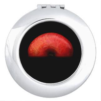 Half Apple Portrait Art Photograph - So Cool Vanity Mirror