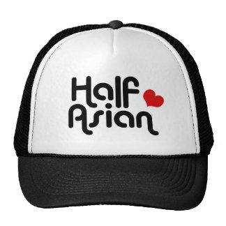 Half Asian Cap