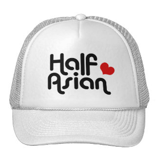 Half Asian Hat