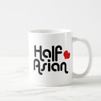 Half Asian Mug