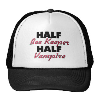 Half Bee Keeper Half Vampire Hat