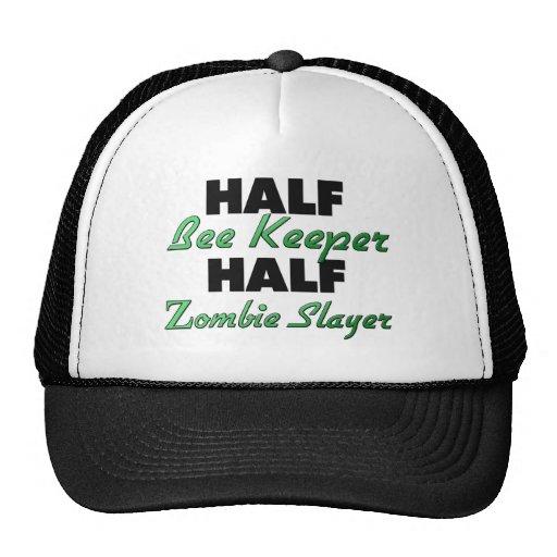Half Bee Keeper Half Zombie Slayer Hat