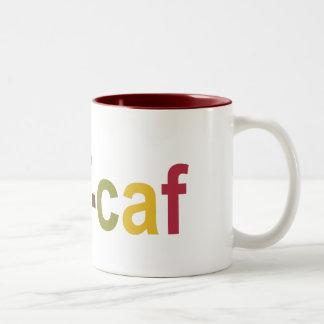 Half-caf Mug
