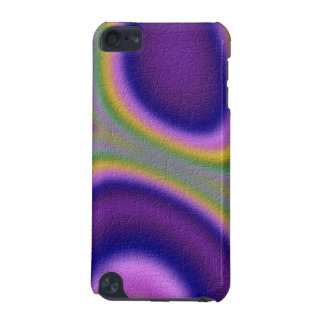 half circle line pattern iPod touch 5G cover