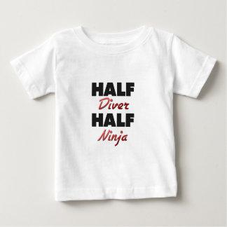 Half Diver Half Ninja Baby T-Shirt