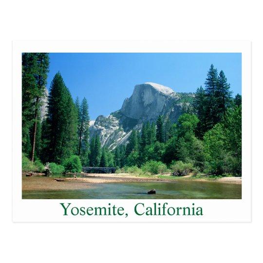 Half Dome 20x30 copy, Yosemite, California Postcard