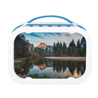 Half Dome and Merced Lunch Box