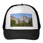 Half Dome April Yosemite California Products Trucker Hat