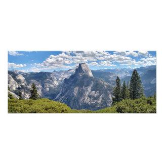 Half Dome for Three 8 x 10's Photo Print
