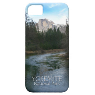 Half Dome in Yosemite National Park, California iPhone 5 Case