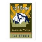 Half Dome Postcard