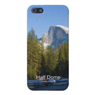 Half Dome (winter) Yosemite California Products iPhone 5 Case