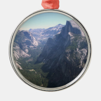Half Dome, Yosemite Christmas Ornament