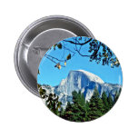 Half-dome - Yosemite National Park Buttons
