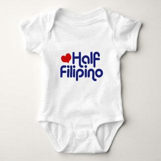 Half Filipino Baby Bodysuit