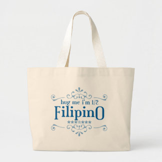 Half Filipino Canvas Bag