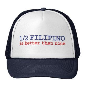 Half Filipino Cap