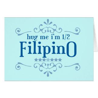 Half Filipino Cards