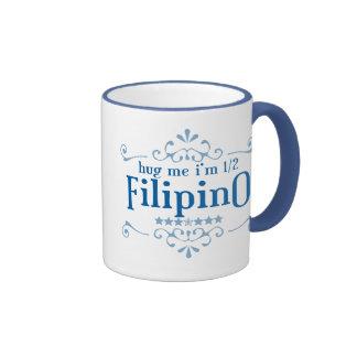 Half Filipino Mugs