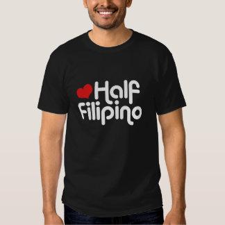 Half Filipino Tees