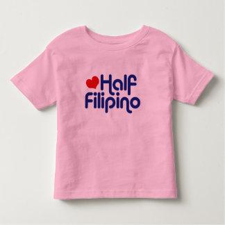 Half Filipino Toddler T-Shirt