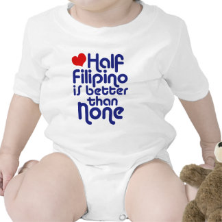 Half Filipino ... Baby Creeper